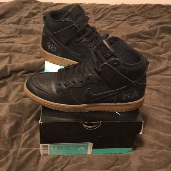 the latest 17bac 65714 Nike SB Dunk High Pro Brian Anderson Anti-Hero